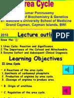 USMLE Preparatory Online Resource_ Effective Biochemistry and Genetics Teaching Relatively Short Time_Dr Kumar Ponnusamy Urea Cycle & Nitrogen Metabolism_ST Matthew's University School of Medicine 2010