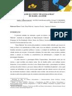 """ANÁLISE DO CONTO """"DUAS PALAVRAS"""""""