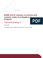 Variants of Concern VOC Technical Briefing 17