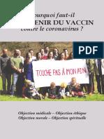 Dossier Vaccin Livre Numerique Web