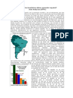 Por que los brasilenos deben aprender espanol