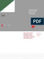 Catálogo DANE NOA