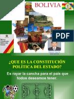 1-Constitución Políca Del Estado