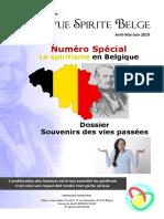 2019-T2 Revue Spirite Belge