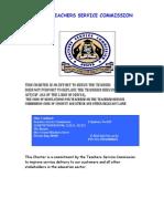 Service Charter TSC