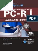 Apostila Pc-rj 2020 - Auxiliar de Necropsia PDF