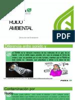 PDF El Ruido Instrumentos de Medicion y Fiscalizacion Oefa