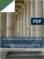 As Igrejas do Apocalipse__ Um e - Cleber Santos
