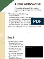 12705_Installing XP