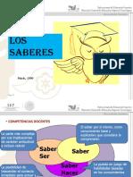 Presentación Los Saberes