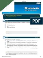 SIMULADO 1 ORGANIZACAO E ARQUITETURA DE COMPUTADORES