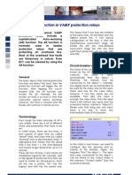 ANGEN.EN004 Auto reclosing function in VAMP protectinon relays