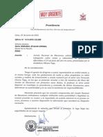 JNE pide a Fiscalía de la Nación investigar audios