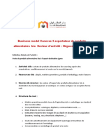 Business Model Canevas 3 Agriculture