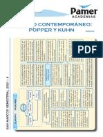 Filo_Sem 10_Periodo Contemporáneo - Popper y Kuhn