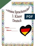 booklet german تالتة ابتدائي مدرسة الكنانة