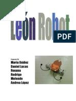 Trabajo León Robot :D