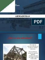 ANALISIS ARMADURAS
