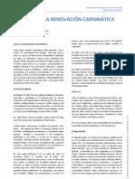 Historia de la RCC (Diego Jaramillo)