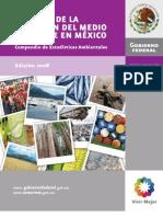 Situacion medio ambiente en Mexico 2008 estadisticas ambientales