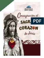 Consagración Al Sagrado Corazón de Jesús-2021