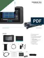 Profometer PM-6_Operating Instructions_German_high
