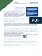Dollars for Scholars Fundraising Guidebook