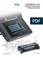 Profometer PM-6 Sales Flyer French High