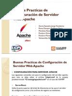 Buenas Practicas de Configuración de Servidor Web Apache