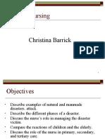 455 Disaster Nursing.revised