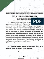 Portrait - LC de Saint Martin
