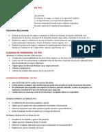 CUIDADOS DE ENFERMERIA   EN  PCV