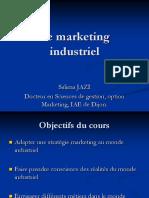 Le Marketing Industriel CRM 2012