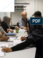 Migrant Communities and the Big Society Report (MRCF 2011)