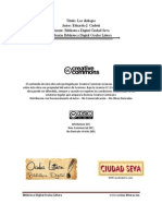 Los diálogos - Eduardo J. Carletti