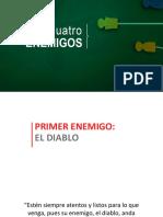 LOS CUATRO ENEMIGOS