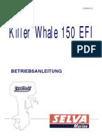 KILLER WHALE 150 EFI - German
