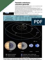 planetele exterioare