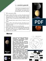 planetele interioare
