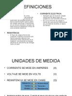 Tipos de Senal CA y CD