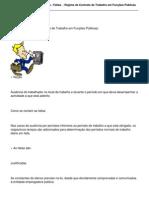 exercicio-de-funcoes-publicas-faltas-regime-de-contrato-de-trabalho-em-funcoes-publicas