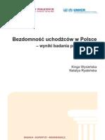 Bezdomność ochodźców w Polsce