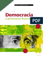 Democracia e Governança Financeira