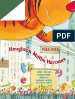 HMH Children's Frontlist Catalog Fall 2011
