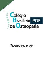 Osteopatia - Tornozelo-e-pé