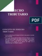 DERECHO TRIBUTARIO EXP