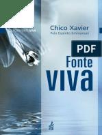 Chico Xavier - Pelo Espírito Emmanuel - Fonte Viva