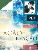 Chico Xavier - Pelo Espírito Hilário Silva - Ação e Reação