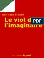 Aminata Traoré- Le viol de limaginaire-Universdeslivres