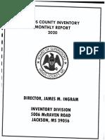 Inventory Surplus Report